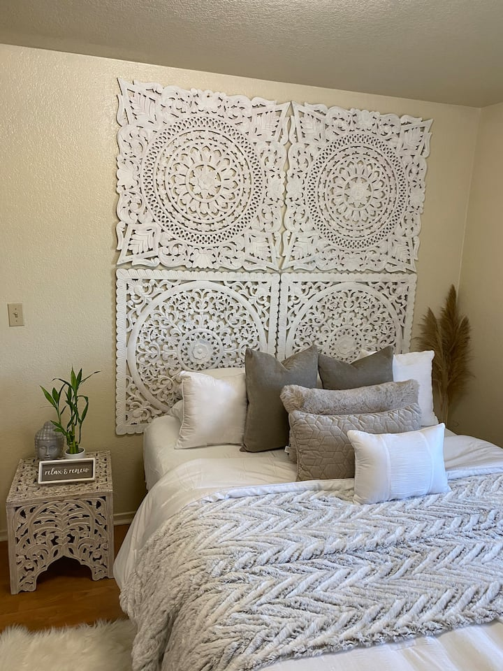 Boho Luxe Suite near LAX, 105/405, Spacex, Beaches