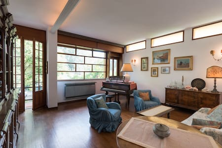 Charming house area Bellosguardo - Florenz - Wohnung
