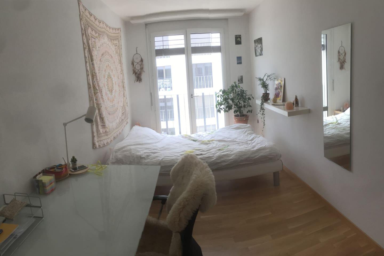 Petit séjour à Lausanne ? bienvenue chez moi