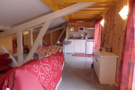 chalet le jamberoute - Arvieux - Apartment