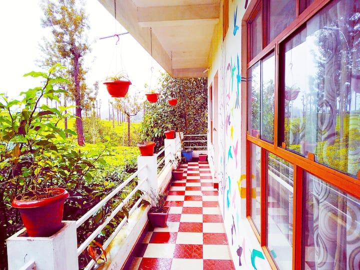 Holidays homes@Chithirapuram Extra DoubleR1 Munnar