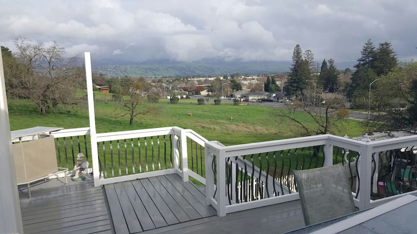 Great room great view for you - Morgan Hill - Maison