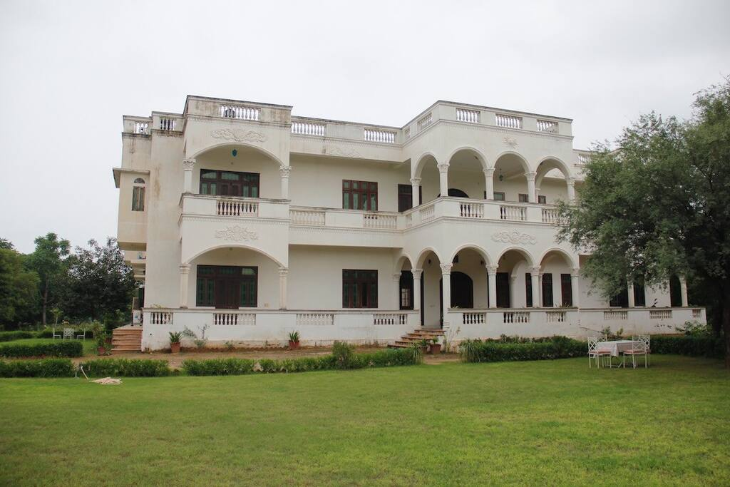 Talabgaon Farm Bungalows For Rent In Jaipur Rajasthan