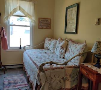 Historic Farmhouse Sampler Room