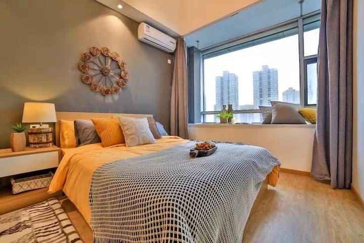 首南 南部商务区白领公寓直租,有多种户型,免费健身房,台球桌