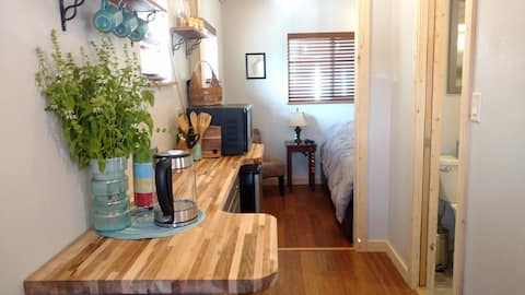Eco-Tiny House in SE Medford
