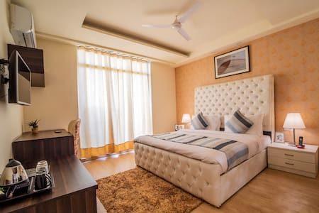 JMD Suburbio Service Apartment @Gurugram sector 67