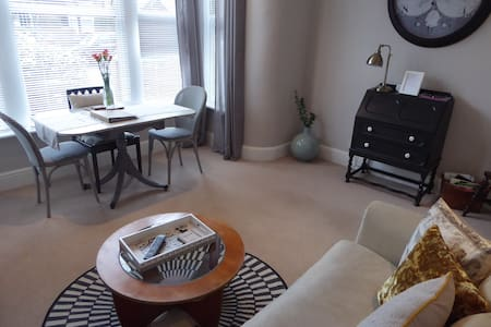 Central cosy apartment close to conference center