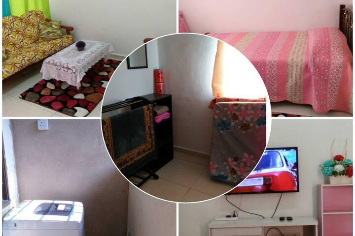 MARSYA  HOMESTAY @ AYER KEROH _BUKIT KATIL - Melaka - Samostatný apartmán