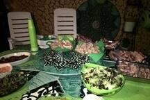 La cena su prenotazione