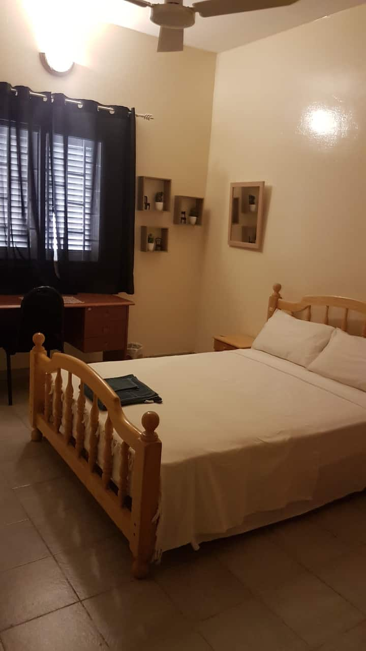 "Long stay Guesthouse La Terrasse ch ""Dikhil"""