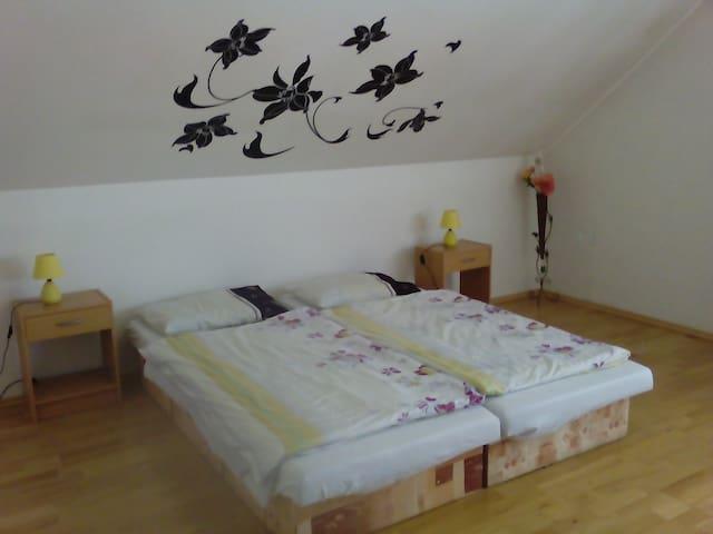 Az Éjszakai  Orcideák Apartman - Vyškovce nad Ipľom - Leilighet