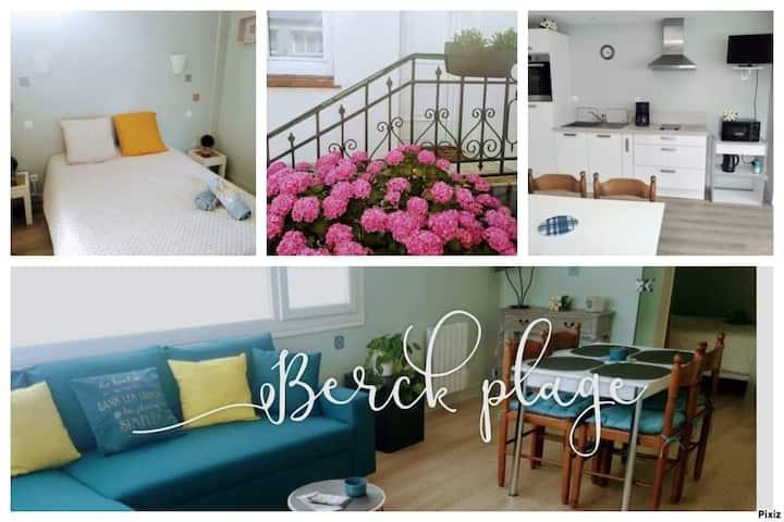 Villa Sanderling proche Plage /Linge Inclus /Wifi