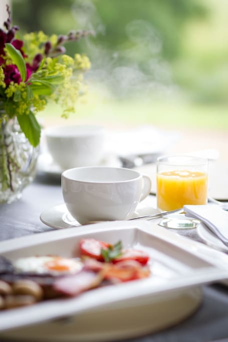 Enjoy a great start to your day from our choices of breakfast