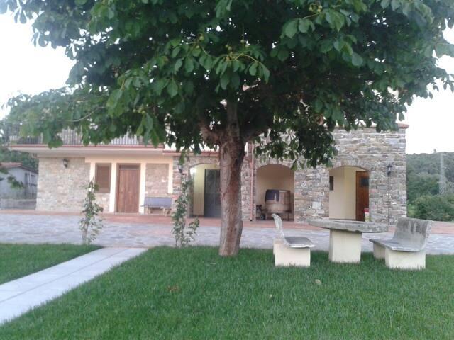 Stanza Zenone - Castelnuovo Cilento - Vila