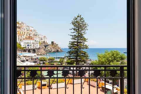 Amazing apartment in the Center of Amalfi