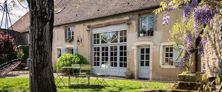"""B&B de charme """"La Cuverie du Château"""""""