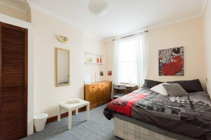 Fantastic Dble Room in Heart of City Near Lndn Eye - Londen - Huis
