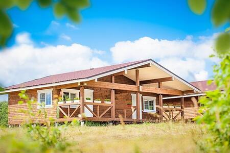 Country house. Stariy Sıg Eco Farm