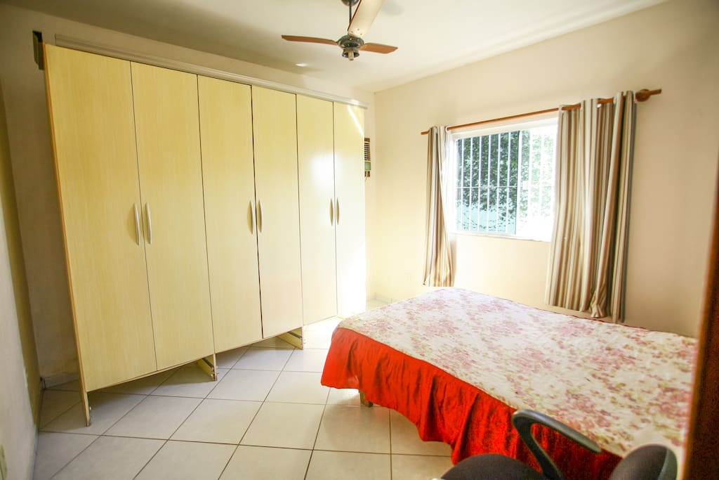 Bedroom - afternoon light