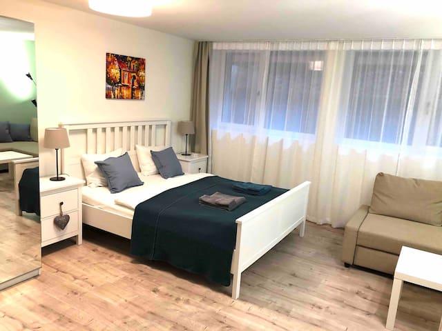 Zimmer(2) mit viel Privatsphäre bei Zürich