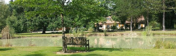 Gîte de Clairbois en Sologne Val de Loire