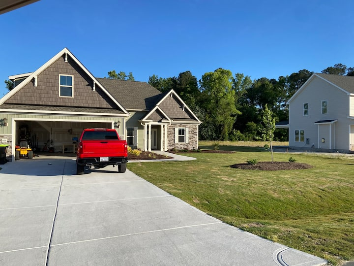 New Home in La Grange/Goldsboro