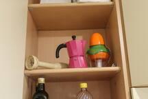 Condimenti e piccoli elettrodomestici