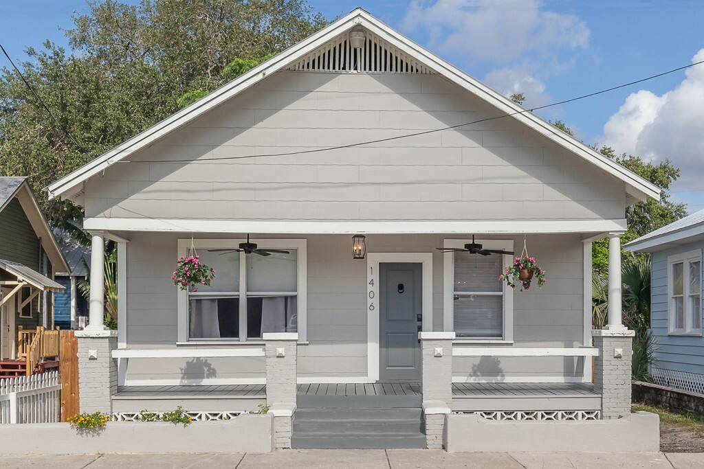 Fully Renovated Historic Ybor Bungalow Houses For Rent