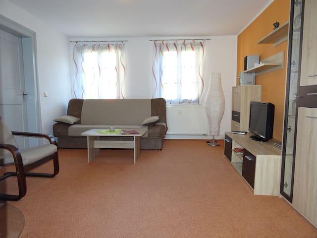 Ferienwohnung für Wanderer u. alle anderen - Königstein - Apartamento