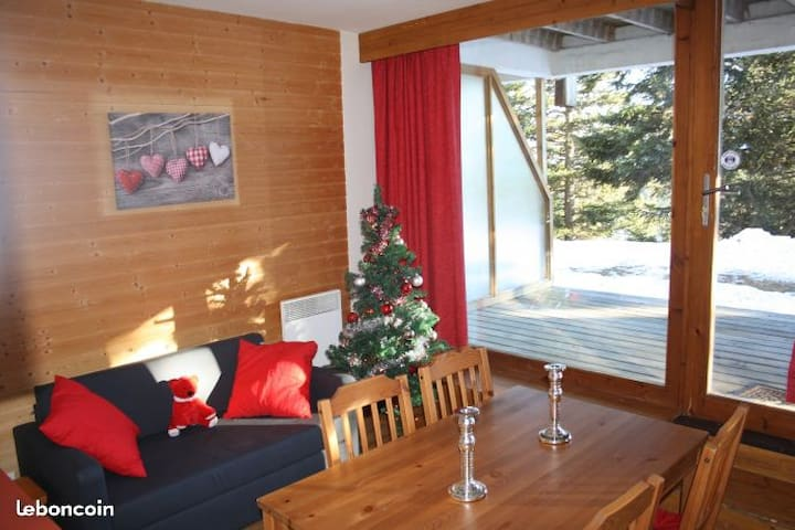 Appartement 4 pers Domaine de l'Arselle Chamrousse