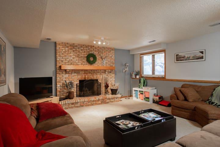 Eden Prairie Guest Suite