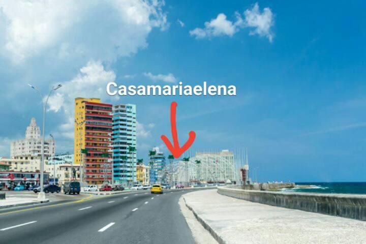 Havana Cuba. Casamariaelena