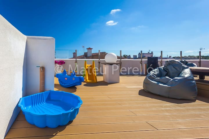 Is1-Apartamento de 1 hab. doble cerca de la playa