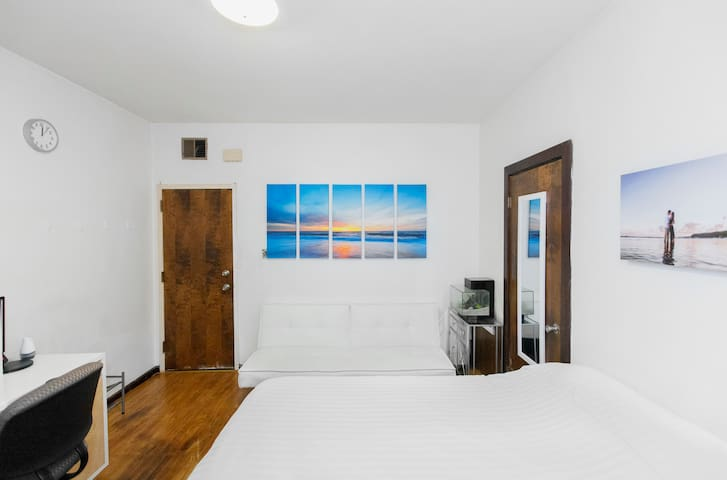 Shared Room in Inner Sunset by UCSF & Golden Gate - San Francisco - Apartment