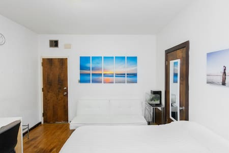 Shared Room in Inner Sunset by UCSF & Golden Gate - Сан-Франциско - Квартира