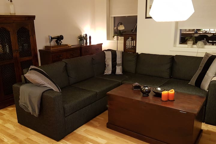 Nice and cozy private apartment with balcony - Trondheim - Condomínio