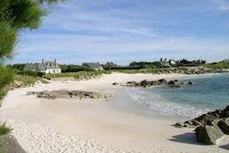 Elegant Apartment Sea View 2 min to the beach - Locmiquélic