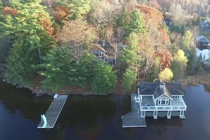 Luxury Cottage Muskoka - Port Carling