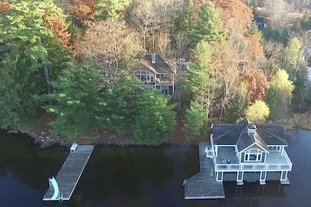 Luxury Cottage Muskoka - Port Carling - Srub