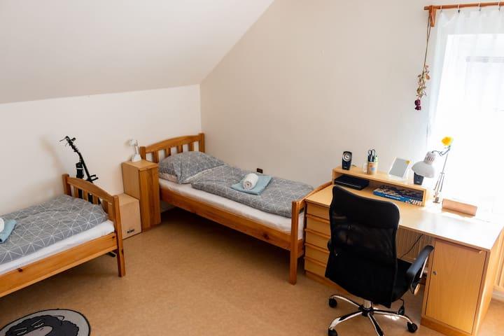 Free bedroom