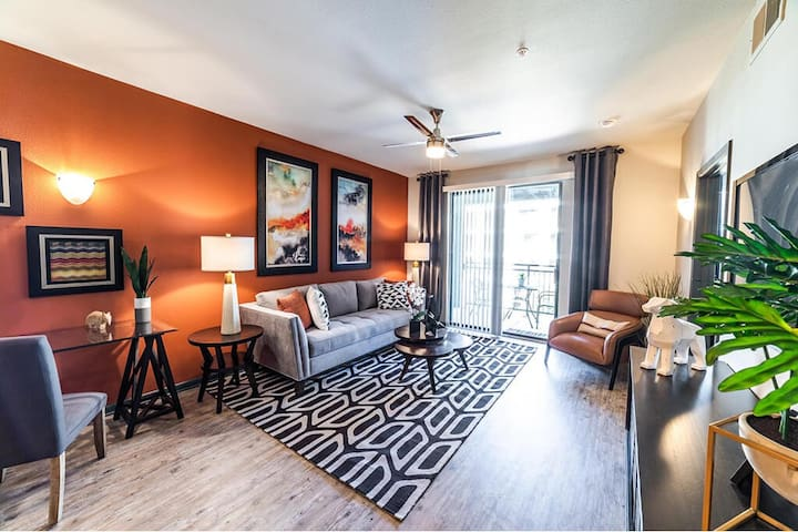 Entire apartment for you | 1BR in Fort Worth