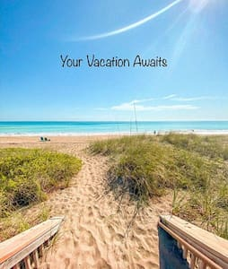Your Vacation Awaits* Just Steps from the Atlantic