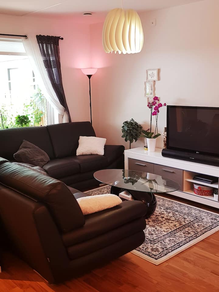 New apartment 15 minutes from central  Gothenburg