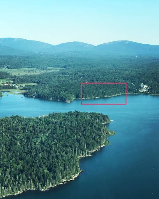 Our 35 acres of woods and 1,500 feet of private shorefront in Bar Harbor on Mount Desert Island is in close proximity to multiple access points for Acadia National Park.