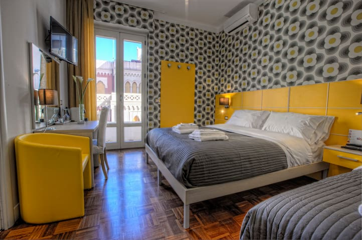 Triple Room with Bathroom Boutique B&B City Center
