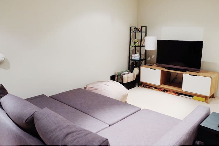 Beautiful Large Private Master Room Next toStation - Roseville - Квартира