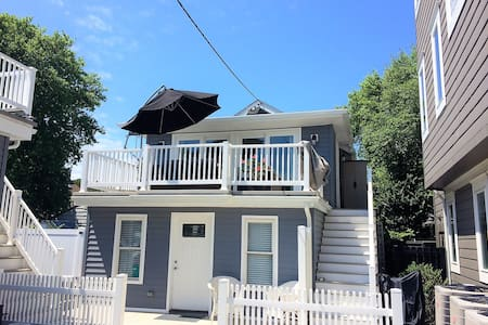 Newly Renovated, 1.5 Block Off the Beach! - Rehoboth Beach - Apartment