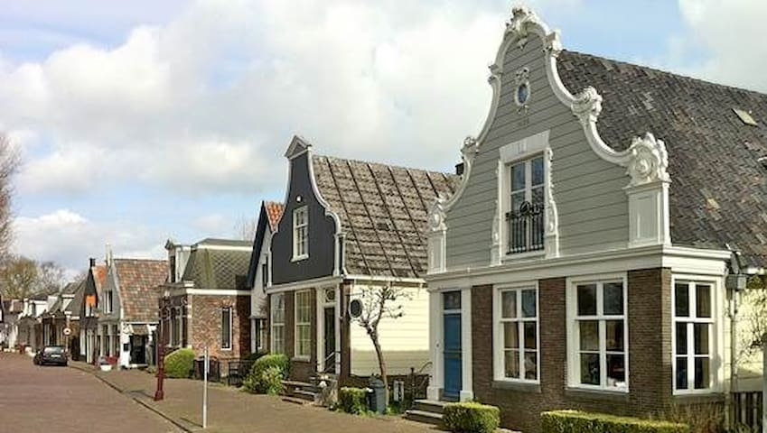 Guidebook for Amsterdam Noord