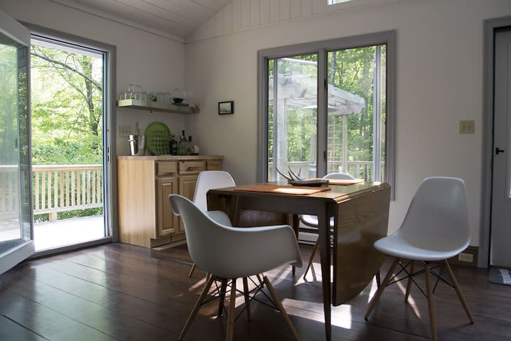Roxbury Mountain Retreat: a Catskills getaway! - Roxbury - Hus